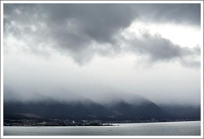 Lake Biwa from  LaFore