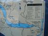 Map vor der Chamber of Commerce