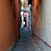 Narrow Alley-way Varenna, Italy