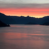 Sunset - Lake Como - Varenna, Italy