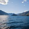 Mid-lake - Lake Como, Italy