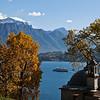Lake Ferry - Near Tremezzo, Italy
