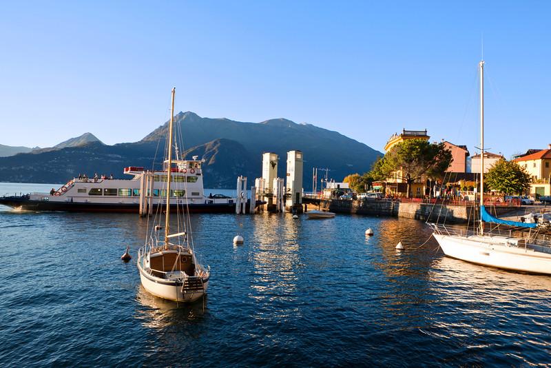 Lake Como - Varenna, Italy