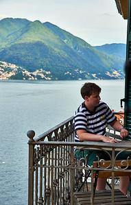 June  16-, 2017- Italy /Switzerland  Milan-Venice-Verona-Lake Como-Lugano trip  Fri 6/16  Como- Argegno  Credit: Robert Altman