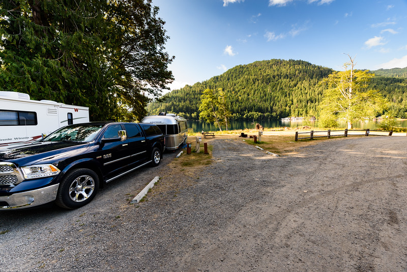 Log Cabin Resort 08/2015, Site #24