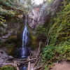 Marymere Falls on Falls Creek