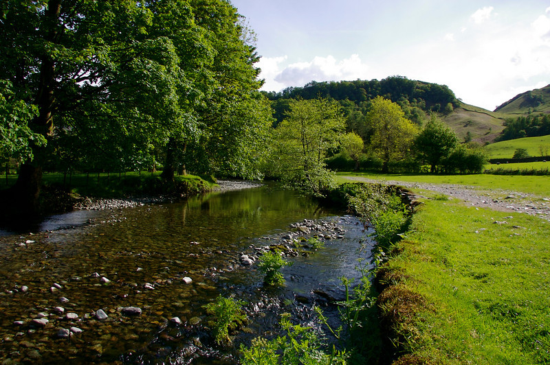 Derwent River.