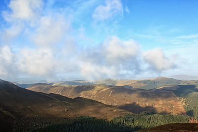 View from Grisedale Pike