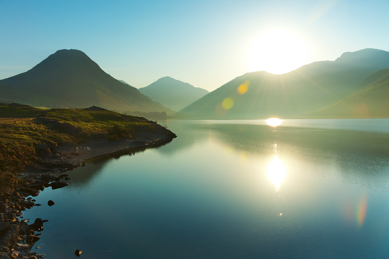 Lake District, Wastwater, UK