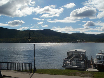 Lake George with Dan Sept 14 - 16 2012