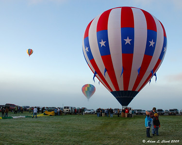 Adirondack Balloon Festival & Lake George, NY