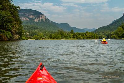 Lake Lure NC July 2012