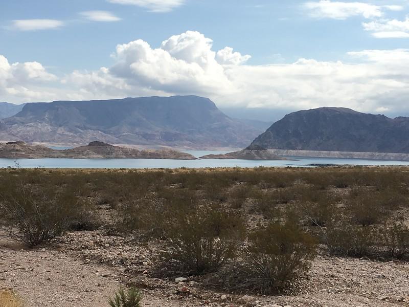 Nicer day, mesa view