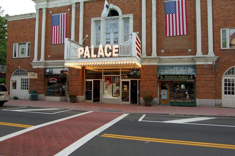 Main Street,, Lake Placid, New York
