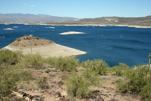 Lake Pleasant - A Desert Oasis / Arizona