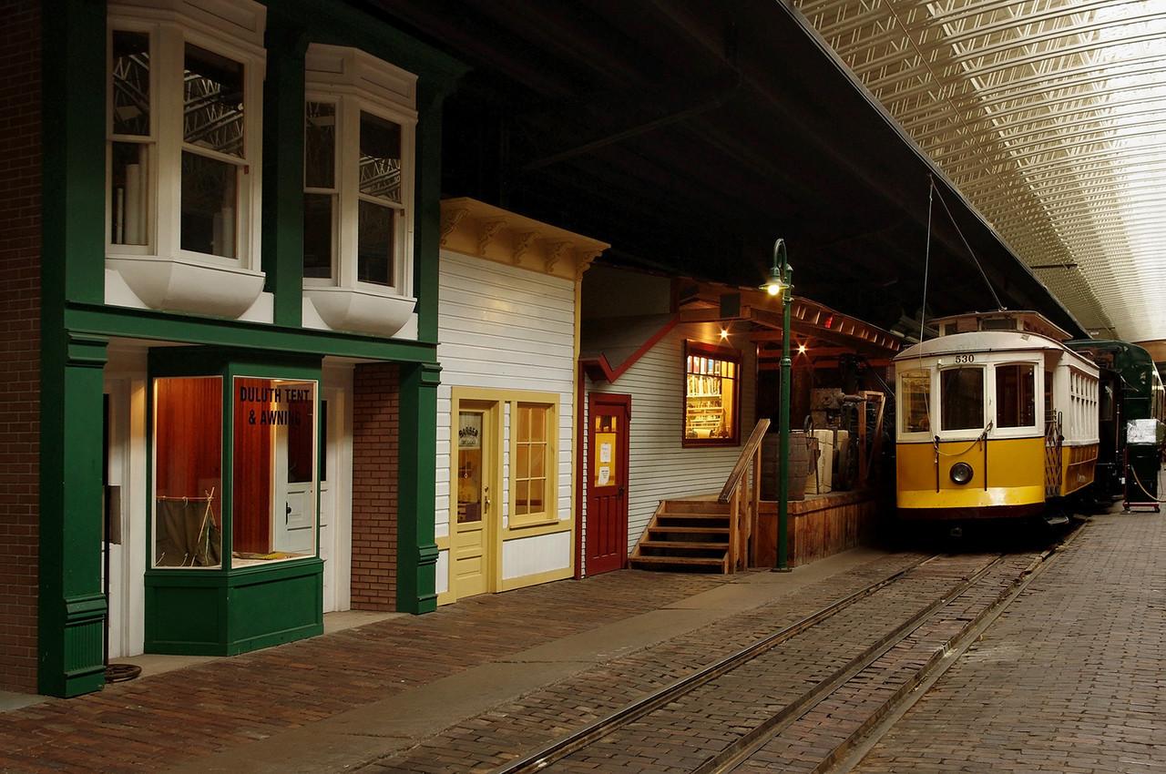 Lake Superior Railroad Museum at the Duluth (Minnesota) Union Depot.