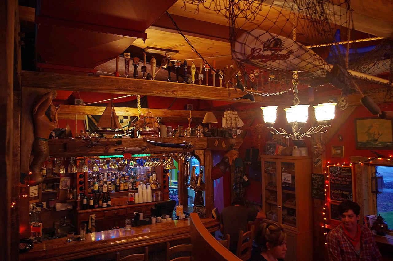 Gunflint Tavern, Grand Marias, Minnesota.