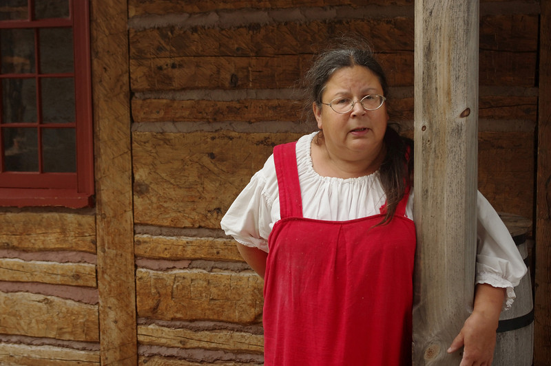 Margaret is the native expert on local - and historical - horticulture at Grand Portage National Monument.
