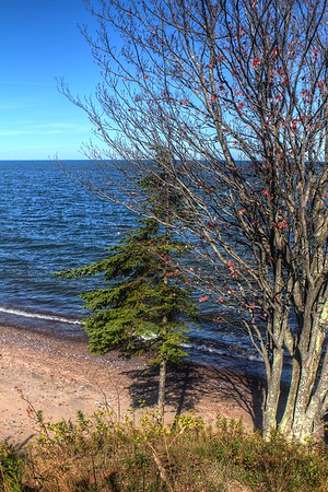 Lake Superior and Bayfield