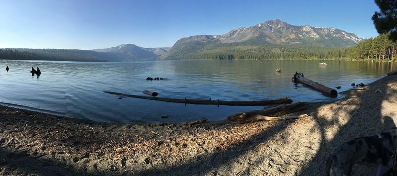Fallen Leaf Lake Panorama