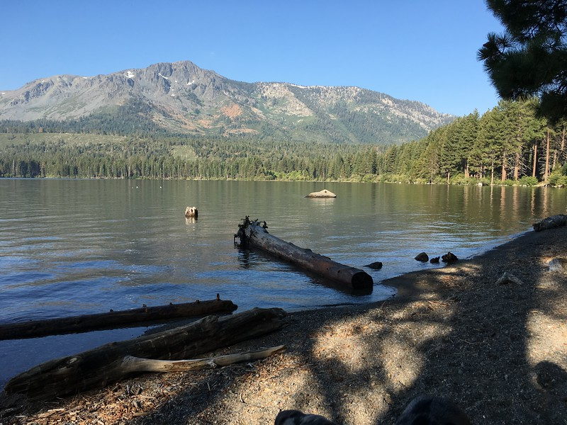 Fallen Leaf Lake - even nicer than Tahoe