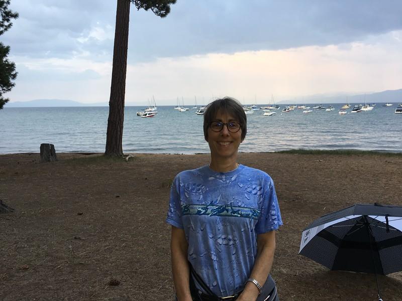 Finally stopped raining South Lake Tahoe