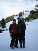 Me and Ken at the base of Squaw Valley.