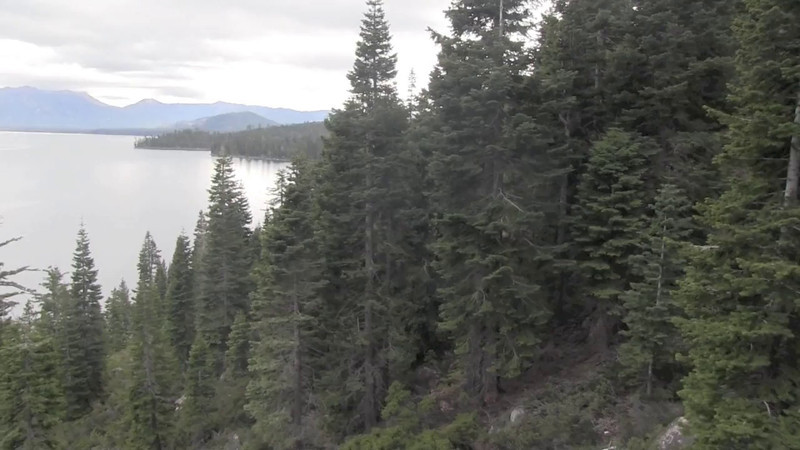 Some video from our beautiful walk along the Rubicon trail