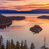 Sunrise Emerald Bay Lake Tahoe II