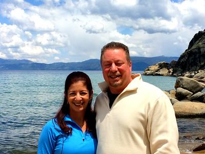 Lake Tahoe CA - NV Sightseeing and Hiking Tour June 2015