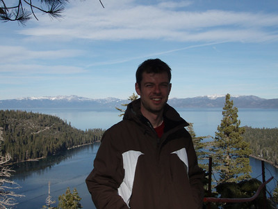 Frederick at Emerald Bay
