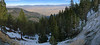 Carson Valley Panorama from Ridge Resorts - Tahoe (best viewed in x2)