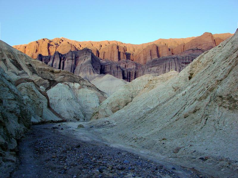 Last Light, Golden Canyon