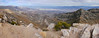 Aguereberry Point looking North into Death Valley (best viewed in x3)