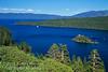 Fannette Island, Emerald Bay, Lake Tahoe, California, USA, North America