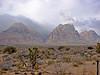 Red Rock Canyon - Spring Mountains, near Las Vegas