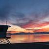 Sand Harbor Sunset III