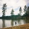 Along the Shores of Lake Tahoe