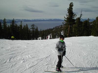 2001 Lake Tahoe/Heavenly