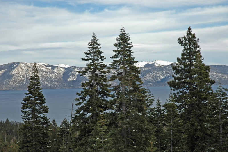 Lake Tahoe - New Year's Eve Day