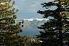 Looking at the Eastern side of Lake Tahoe - Nevada side