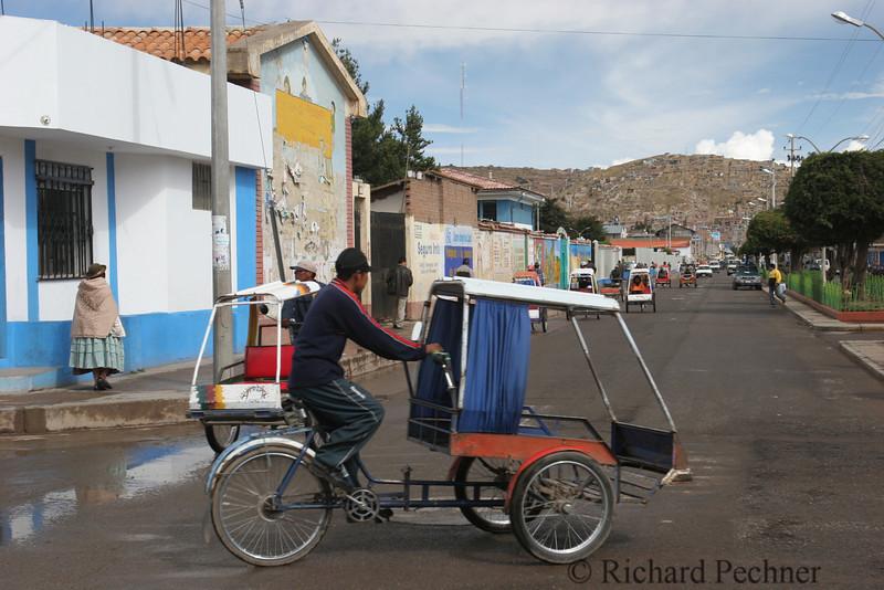 Local bike vendor