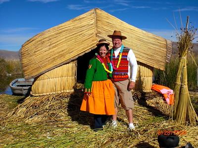 Lake Titicaca and UNESCO Lima City Tours, May 28-30, 2009