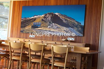 Dine room, WHARE KEA LODGE