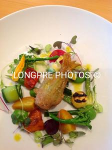 ZUCCHINI FLOWER salad