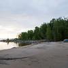 East Shore of Lake Winnipeg