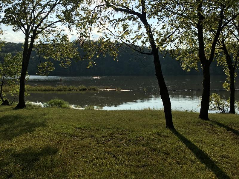 Very pretty lake view
