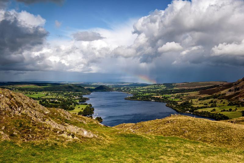 Martindale, Lake District, England - Landscape
