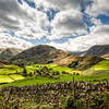 Martindale Landscape, lake District, England