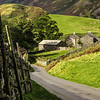 Stone fences, Stones Buildings - Martindale, Lake District